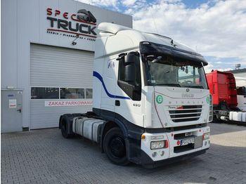 IVECO Stralis 450, Steel /Air, Manual, EURO 5 - камион влекач