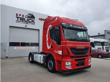 IVECO Stralis 480 HI-WAY, Steel/Air, RETARDER, Automat - камион влекач