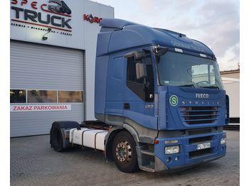 IVECO Stralis 480, Steel /Air, Automat, CURSOR 13 - камион влекач