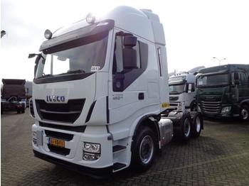 Камион влекач Iveco Stralis 460 + Euro 6 + MANUEEL