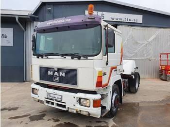 MAN 19.402 4X2 tractor unit - top clean - камион влекач
