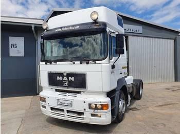 MAN 19.414 4x2 tractor unit - euro 2 - камион влекач