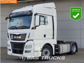 MAN TGX 18.480 4X2 XLX Intarder ACC Standklima Navi 2x Tanks Euro 6 - камион влекач