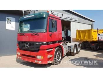 Mercedes-Benz ACTROS 2653 - камион влекач