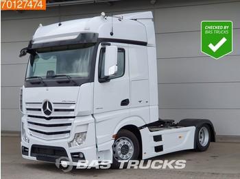 Mercedes-Benz Actros 1842 LS 4X2 Mega Standklima Retarder 2x Tanks Euro 6 - камион влекач