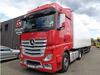 Камион влекач Mercedes-Benz Actros 1845 Bigspace 50 units NO retarder Full options