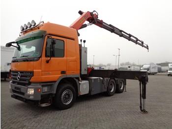 Mercedes-Benz Actros 2646, Palfinger 36002 Kran, Crane, Grua, TOP!! - камион влекач