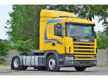 SCANIA 114L 340 1999 - камион влекач