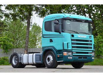 SCANIA 114L 380 2001 - камион влекач