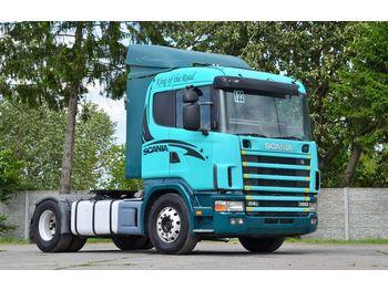 SCANIA 114L 380 2002 AC / RET / Hydraulic - камион влекач