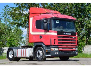SCANIA 124L 360 1997 - камион влекач