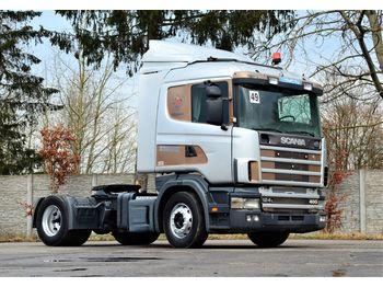 SCANIA 124L 400 - камион влекач