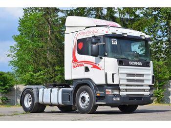 SCANIA 124L 400 1999 - камион влекач