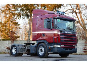 SCANIA 124L 420 - камион влекач