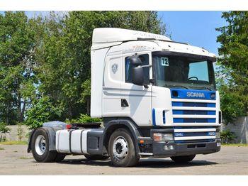SCANIA 124L 420 2000 RET - камион влекач
