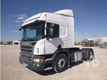SCANIA P450LA 4x2 Sleeper - камион влекач