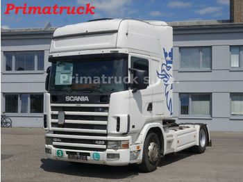 Scania 124 420 Standard Retarder  - камион влекач