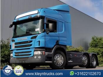Scania P400 6x2/4 hl retarder - камион влекач