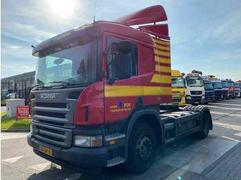 Scania P420 4X2 EURO 5  - камион влекач