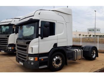 Scania P450 - камион влекач