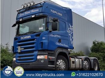 Камион влекач Scania R420 tl 6x2/4