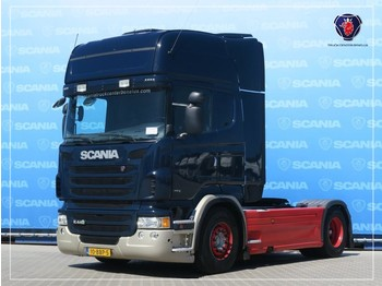 Scania R440 LA4X2MNA | EURO6 | RETARDER | FRIDGE - камион влекач
