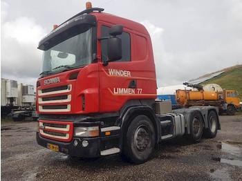 Камион влекач Scania R 380 LA6X2/4MNA