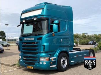 Scania R 440 / Retarder / Stand Klima HOLLAND TRUCK - камион влекач