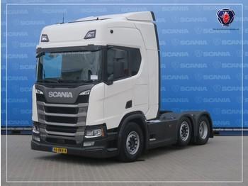 Scania R 450 A6X2/4NB | FULL AIR | NAVIGATION | DIFF - камион влекач