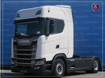 Scania S500 A4X2NB | S-CABIN | FULL AIR | STAND ALONE AIRCO | DIFF - камион влекач