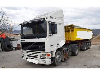 Volvo F12 400 4X2 tractor unit - complete spring - камион влекач