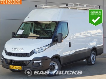 Furgon Iveco Daily 35S17 3.0 170PK Automaat Imperiaal 3500kg trekhaak Camera Navi L2H2 12m3 A/C Towbar Cruise control