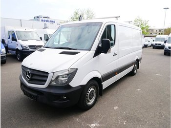 MERCEDES-BENZ Sprinter Top Ausstattung 316 CDI Sortimo Einbau lang flach - furgon