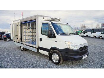 Kamioncine me kontinier Iveco Daily 35S11 TIEFKÜHLER/220V/automat