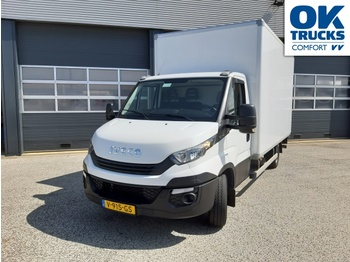 Kamioncine me kontinier Iveco Daily 35S14
