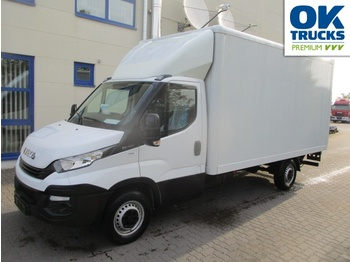 Kamioncine me kontinier Iveco Daily 35S16