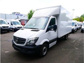 MERCEDES-BENZ Sprinter 316 CDI Koffer Maxi mit LBW - kamioncine me kontinier