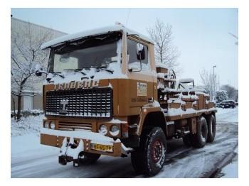 Terberg F1350-27 6X6 - kamion kabinë-shasi