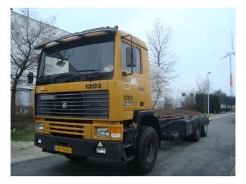 Terberg F1450 6X4 - kamion kabinë-shasi