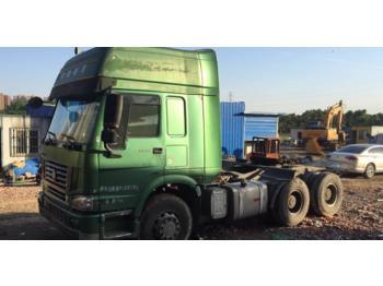 Howo 375  - kamion me anë të palosshme