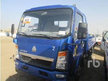 Sinotruck HOWO 4X2 - kamion me anë të palosshme