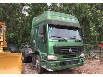 Sinotruk HOWO 375  - kamion me anë të palosshme