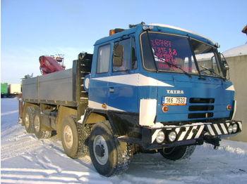TATRA 815 WN - kamion me anë të palosshme