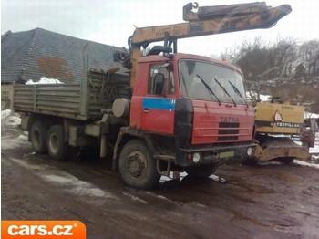 Tatra 815 P 26208 6x6.2 - kamion me anë të palosshme