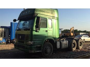 SINOTRUCK 375 - kamion me platformë