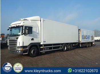 Kamion vagonetë Scania G420 6x2*4 retarder