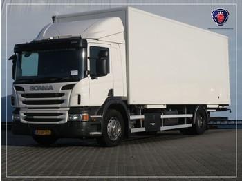 Kamion vagonetë Scania P230 DB4X2MLB | BDF | KOFFER | CLOSED BOX | SCHIEBESEITENWAND | SLIDING SIDE BOX |