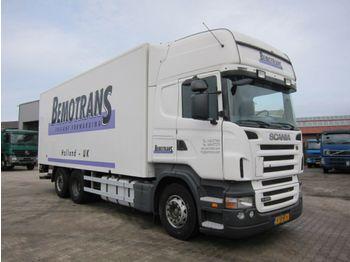 Kamion vagonetë Scania R 420 Topline LB 6x2 Retarder LBW