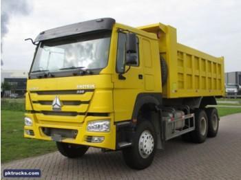 CNHTC SINOTRUK HOWO 336 6x4 - kamion vetëshkarkues