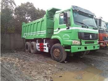 HOWO  - kamion vetëshkarkues